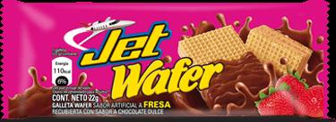 jet wafer fresa