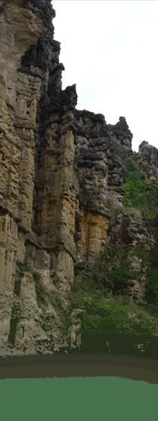 explora aventura arqueologica ANU LOS ESTORAQUES