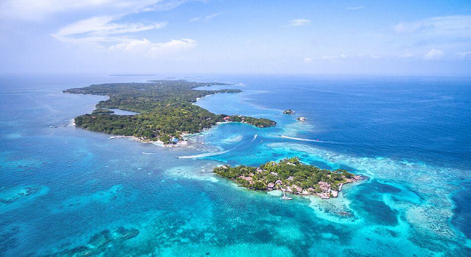 Islas Colombianas