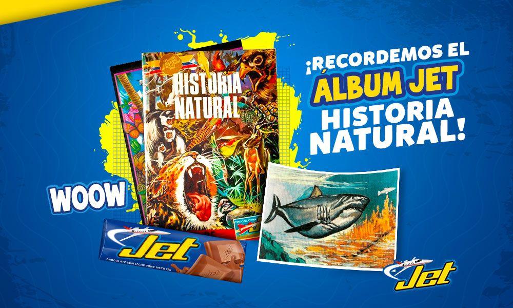 Homenaje al Álbum Jet Historia Natural