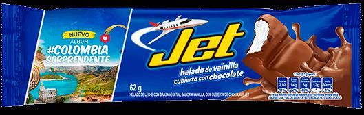 Helado Jet